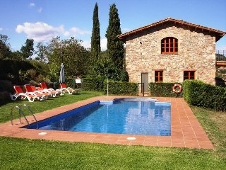 7 bedroom Villa in Sant Guim de la Plana, Catalonia, Spain : ref 5456358