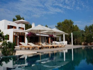 6 bedroom Villa in Es Cubells, Balearic Islands, Spain : ref 5456054