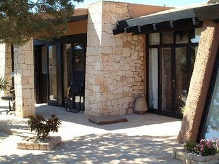 3 bedroom Villa in Es Cubells, Balearic Islands, Spain : ref 5456052