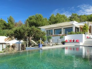 6 bedroom Villa in San Jose, Balearic Islands, Spain : ref 5456080