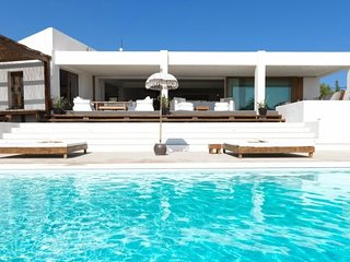 5 bedroom Villa in Playa de Talamanca, Balearic Islands, Spain : ref 5456077