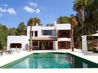 4 bedroom Villa in Santa Gertrudis, Balearic Islands, Spain : ref 5456078