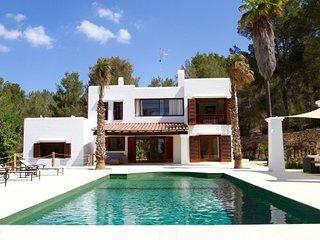 4 bedroom Villa in Santa Gertrudis, Balearic Islands, Spain : ref 5456078