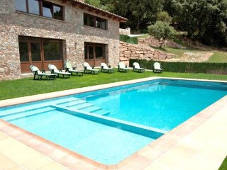 6 bedroom Villa in Sant Guim de la Plana, Catalonia, Spain : ref 5456299