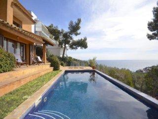 4 bedroom Villa in Tamariu, Catalonia, Spain : ref 5456437