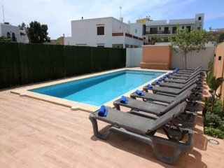 6 bedroom Villa in Sant Antoni de Portmany, Balearic Islands, Spain : ref 545550