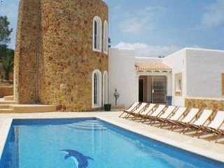 6 bedroom Villa in Cala Gracio, Balearic Islands, Spain - 5455502
