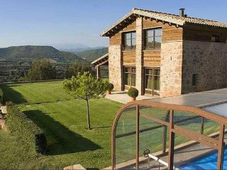 4 bedroom Villa in Solsona, Catalonia, Spain : ref 5456190