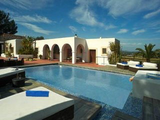 6 bedroom Villa in Ibiza Town, Balearic Islands, Spain : ref 5455501