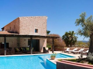 6 bedroom Villa in San Jose, Balearic Islands, Spain : ref 5456074