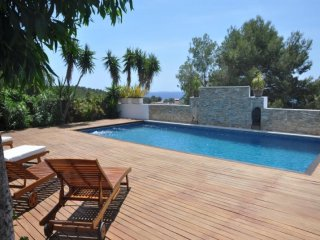 5 bedroom Villa in Playa de Talamanca, Balearic Islands, Spain : ref 5455491