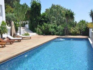 5 bedroom Villa in Playa de Talamanca, Balearic Islands, Spain : ref 5455491