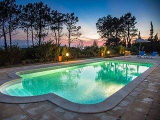 5 bedroom Villa in Foz do Arelho, Leiria, Portugal : ref 5455693