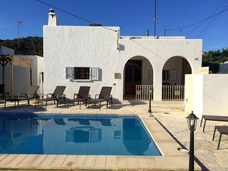 5 bedroom Villa in Sant Francesc de s'Estany, Balearic Islands, Spain : ref 5454