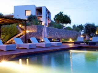 7 bedroom Villa in Portinatx, Balearic Islands, Spain : ref 5456042