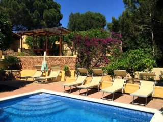 6 bedroom Villa in Ses Paisses, Balearic Islands, Spain : ref 5454939