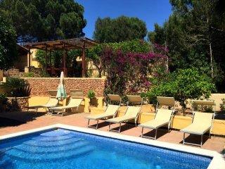 6 bedroom Villa in Ses Paisses, Balearic Islands, Spain : ref 5454939