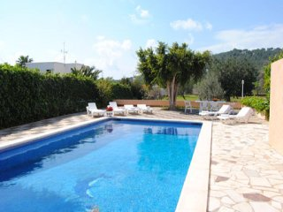 6 bedroom Villa in Ibiza Town, Balearic Islands, Spain : ref 5454938