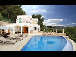 5 bedroom Villa in Ibiza Town, Balearic Islands, Spain : ref 5454934