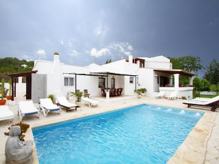 6 bedroom Villa in San Rafael, Balearic Islands, Spain : ref 5454932
