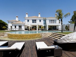6 bedroom Villa in Quinta do Lago, Faro, Portugal : ref 5455844