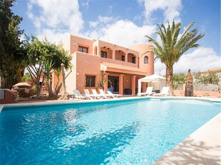 6 bedroom Villa in Ibiza Town, Balearic Islands, Spain : ref 5454929