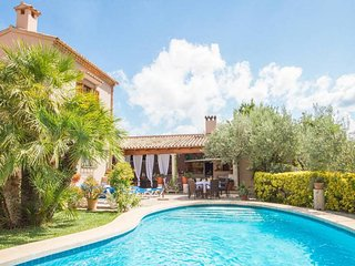 4 bedroom Villa in Cala San Vicente, Balearic Islands, Spain : ref 5490921