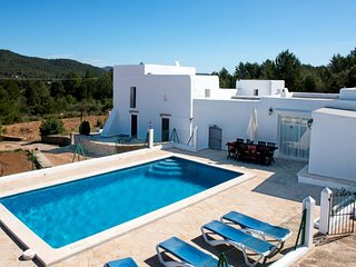 7 bedroom Villa in Santa Eularia des Riu, Balearic Islands, Spain : ref 5454928