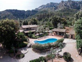 4 bedroom Villa in Lluc, Balearic Islands, Spain : ref 5455973