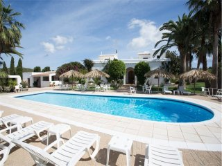 9 bedroom Villa in San Rafael, Balearic Islands, Spain : ref 5454926