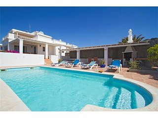 6 bedroom Villa in Playa Blanca, Canary Islands, Spain : ref 5455598