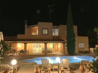 5 bedroom Villa in Ibiza Town, Balearic Islands, Spain : ref 5454924
