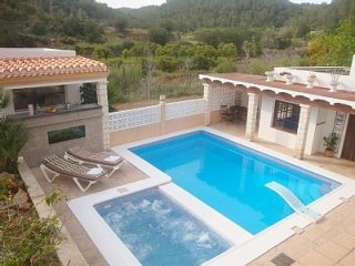 4 bedroom Villa in Sant Antoni de Portmany, Balearic Islands, Spain : ref 545548
