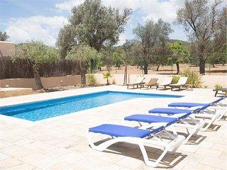4 bedroom Villa in Ibiza Town, Balearic Islands, Spain : ref 5454919