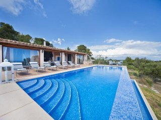 4 bedroom Villa in San Agustin des Vedra, Balearic Islands, Spain : ref 5455469
