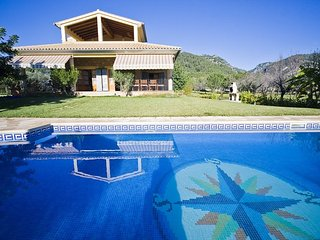 4 bedroom Villa in Selva, Balearic Islands, Spain : ref 5455468