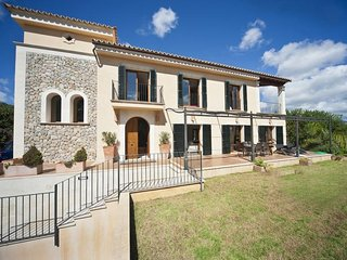 5 bedroom Villa in es Capdellà, Balearic Islands, Spain : ref 5455460