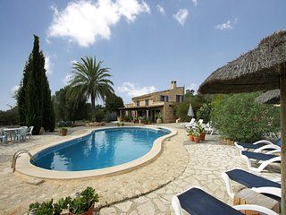 4 bedroom Villa in Inca, Balearic Islands, Spain : ref 5455441