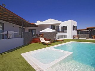 4 bedroom Villa in Puerto Calero, Canary Islands, Spain : ref 5455649
