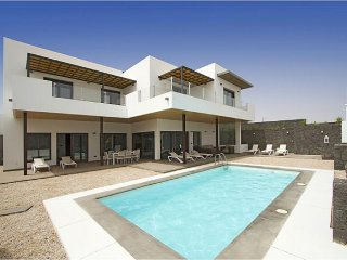 5 bedroom Villa in Puerto Calero, Canary Islands, Spain : ref 5455602
