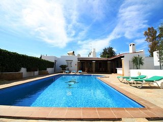 6 bedroom Villa in Sant Antoni de Portmany, Balearic Islands, Spain : ref 545551