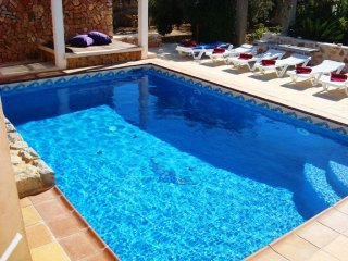 5 bedroom Villa in Cala d'en Bou, Balearic Islands, Spain : ref 5455507