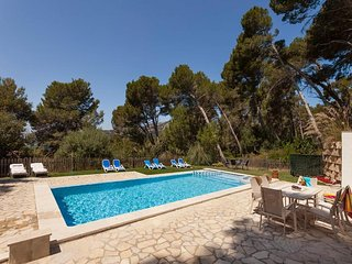 5 bedroom Villa in Formentor, Balearic Islands, Spain : ref 5455248