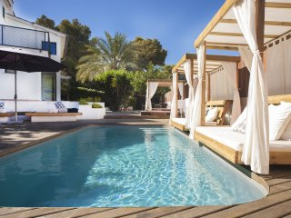 4 bedroom Villa in Portals Nous, Balearic Islands, Spain : ref 5455487