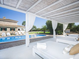 5 bedroom Villa in Can Picafort, Balearic Islands, Spain : ref 5455480