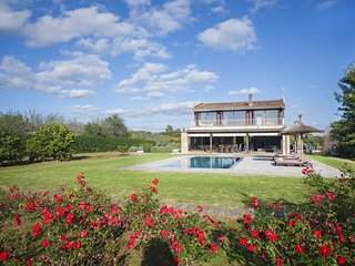 4 bedroom Villa in Lloseta, Balearic Islands, Spain : ref 5455478