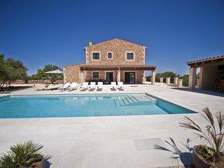 4 bedroom Villa in Campos, Balearic Islands, Spain : ref 5455467