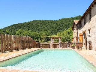 8 bedroom Villa in Bas, Catalonia, Spain : ref 5454973