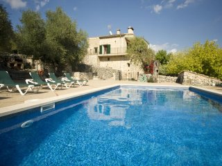 6 bedroom Villa in Campanet, Balearic Islands, Spain : ref 5455443
