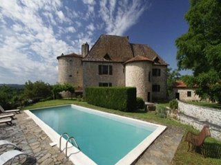 7 bedroom Villa in Abjat-sur-Bandiat, Nouvelle-Aquitaine, France : ref 5454972
